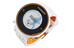 Garmin Forerunner 620 HR inkl. Premium HRM-Run white/orange
